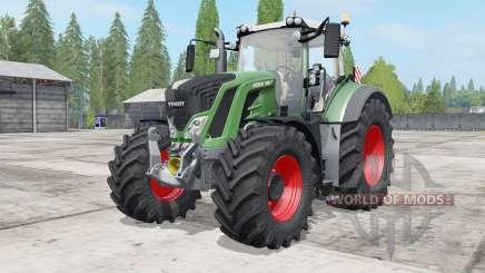 Fendt 822-828 Vario 2014 para Farming Simulator 2017