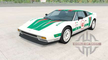 Civetta Bolide Rally v4.0 para BeamNG Drive