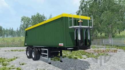 Kroger Agroliner SMK 34 para Farming Simulator 2015