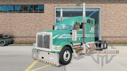 International Eagle 9900i verdigris para American Truck Simulator