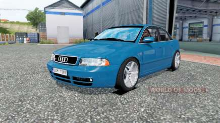 Audi S4 (B5) para Euro Truck Simulator 2