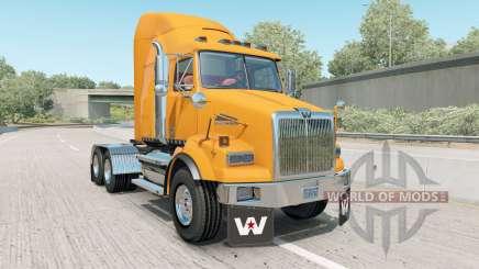 Wester Star 4800 SB para American Truck Simulator