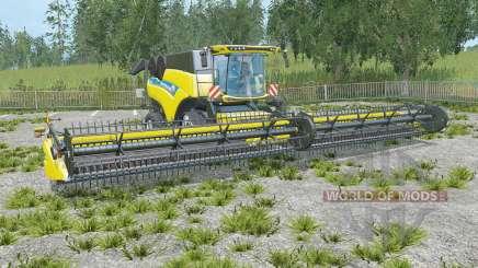 New Holland CR10.90 large grain bin para Farming Simulator 2015