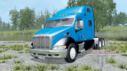 Peterbilt 387 color selection para Farming Simulator 2015