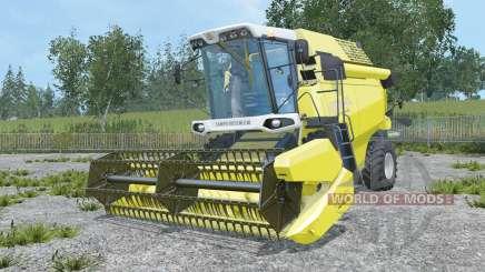 Sampo Rosenlew Comia C6 accelerated unloading para Farming Simulator 2015