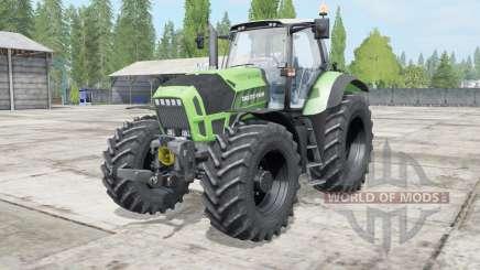 Deutz-Fahr Agrotron X 720 rims color para Farming Simulator 2017