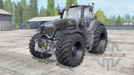 Deutz-Fahr 9 series TTV Warrioᶉ para Farming Simulator 2017