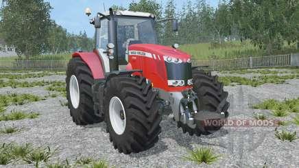 Massey Ferguson 7726 Dyna-VT para Farming Simulator 2015