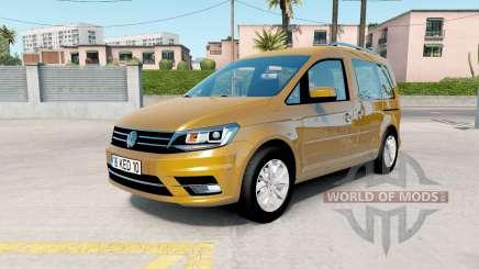 Volkswagen Caddy para American Truck Simulator