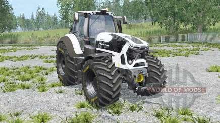 Deutz-Fahr 9340 TTV Agrotron para Farming Simulator 2015