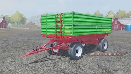 Pronar T653-2 lime green para Farming Simulator 2013