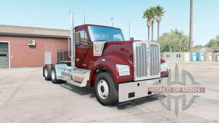 Kenworth W990 Day Cab para American Truck Simulator