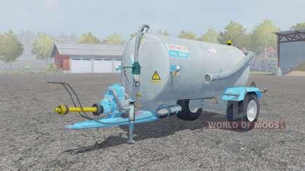 Pomot Chojna T507-6 para Farming Simulator 2013