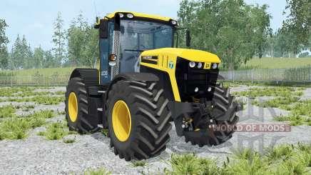 JCB Fastrac 4220 golden dream para Farming Simulator 2015