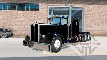 Kenworth 521 black para American Truck Simulator