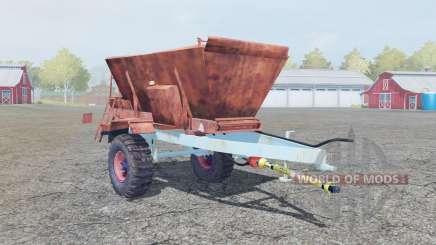 Tornado 5-TM para Farming Simulator 2013