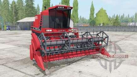 Ideal 9075 International dual front wheels para Farming Simulator 2017