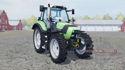 Deutz-Fahr Agrotron TTV 430 care wheels para Farming Simulator 2013