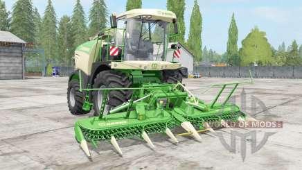 Krone BiG X choice color para Farming Simulator 2017
