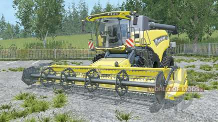 New Holland CR-series pack para Farming Simulator 2015