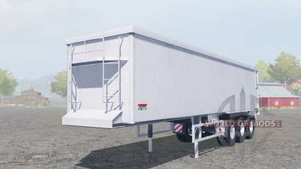 Kroger Agroliner SRB3-35 increased capacity para Farming Simulator 2013