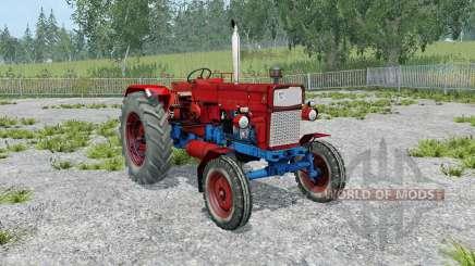 Universal 650 non cab para Farming Simulator 2015