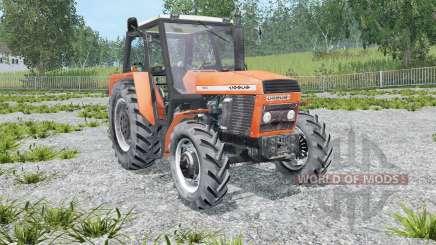 Ursus 1014 real animation smoke para Farming Simulator 2015