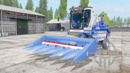 Yenisei-1200 NM para Farming Simulator 2017