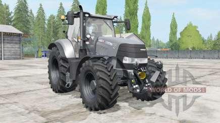 Case IH Puma CVX seat suspension para Farming Simulator 2017
