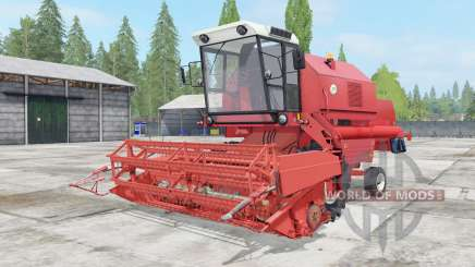 Bizon Rekord Z058 carnation para Farming Simulator 2017