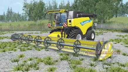 New Holland CR9.90 safety yellow para Farming Simulator 2015