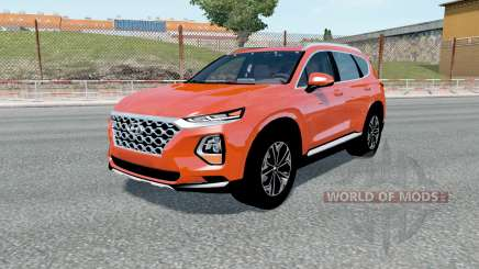 Hyundai Santa Fe (TM) 2018 para Euro Truck Simulator 2