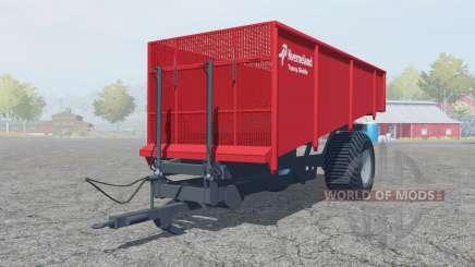 Kverneland Taarup Shuttle para Farming Simulator 2013