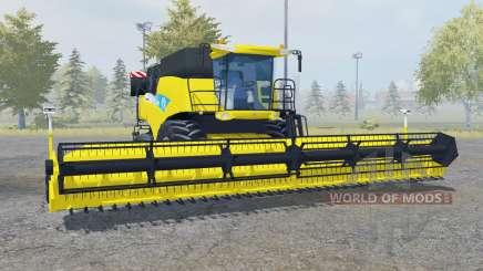 New Holland CR9090 multifruit para Farming Simulator 2013