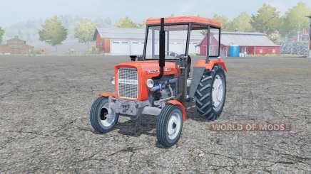 Ursus C-330 4x4 front loader para Farming Simulator 2013