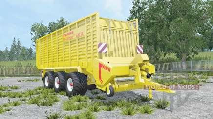 Strautmann Tera-Vitesse CFS three color options para Farming Simulator 2015
