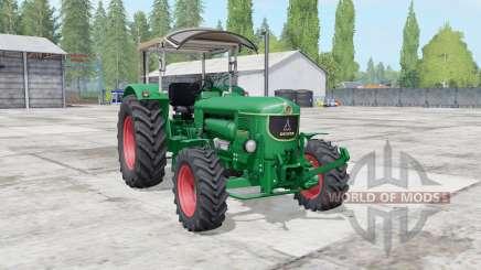 Deutz D 9005 A restoration para Farming Simulator 2017