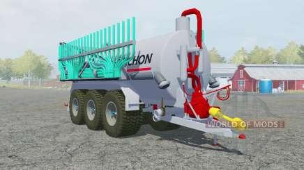 Pichon 25000l para Farming Simulator 2013