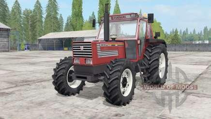 Fiatagri 180-90 Turbo ƊT para Farming Simulator 2017
