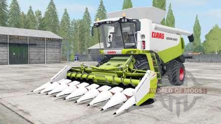 Claas Lexion 600 joystick animation para Farming Simulator 2017