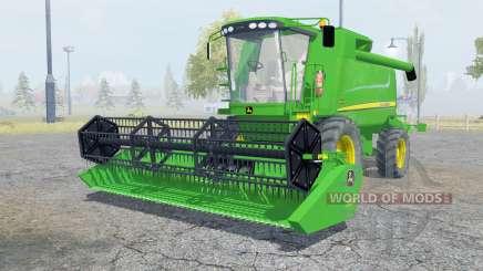John Deere W540 para Farming Simulator 2013