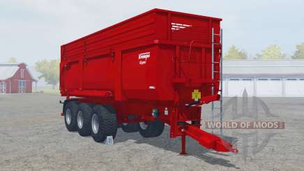 Krampe Big Body 900 S multifruit para Farming Simulator 2013