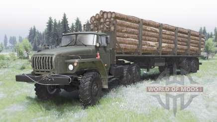 Ural-44202-0311-31 para Spin Tires
