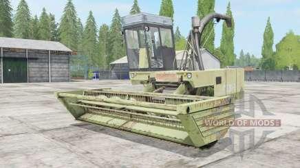Fortschritt E 281-E green mist para Farming Simulator 2017