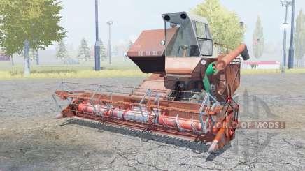 SK-5M-1 Niva manual de ignição para Farming Simulator 2013