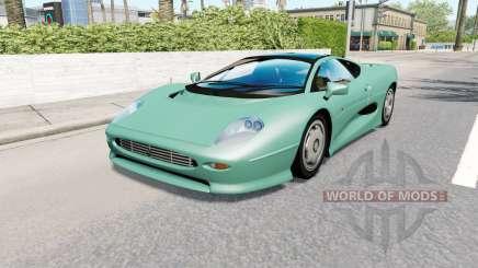 Sport Cars Traffic Pack v3.7 para American Truck Simulator