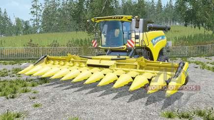 New Holland CR10.90 unloading speed increases para Farming Simulator 2015