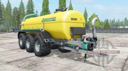 Zunhammer SKE 30000 TR para Farming Simulator 2017