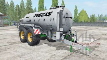 Joskin Modulo2 16000 MEƁ para Farming Simulator 2017