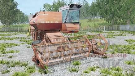 SK-5 Niva, existem vestígios  para Farming Simulator 2015